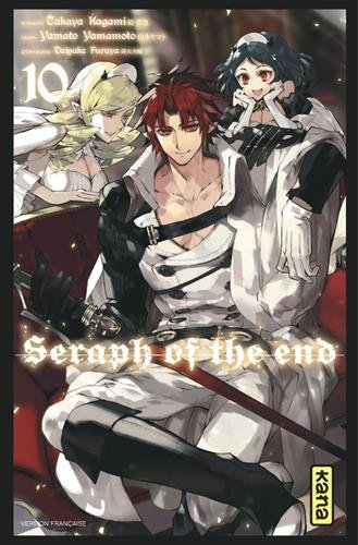 Seraph of the end (10) : Seraph of the end
