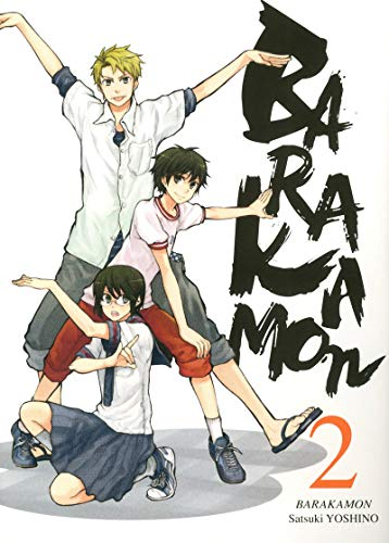 Barakamon Vol.2 par YOSHINO Satsuki