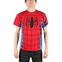 Spider-Man Tie-Dye Big Print Subway Costume
