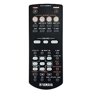 Yamaha - Télécommande récepteur AV EU authentique RAV34 WN46680