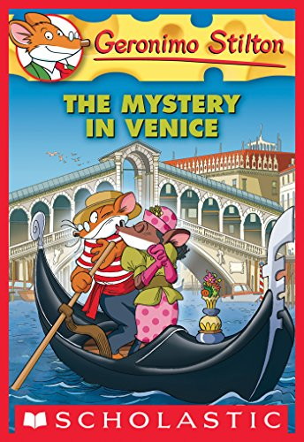 Geronimo Stilton #48: The Mystery in