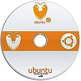 Betriebssystem UBUNTU 64bit DVD auf Deutsch Neuware