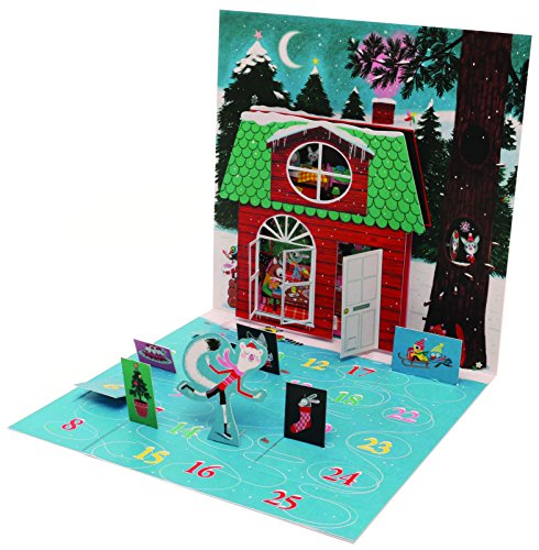 The Night Before Christmas: Pop-Up Advent Calendar