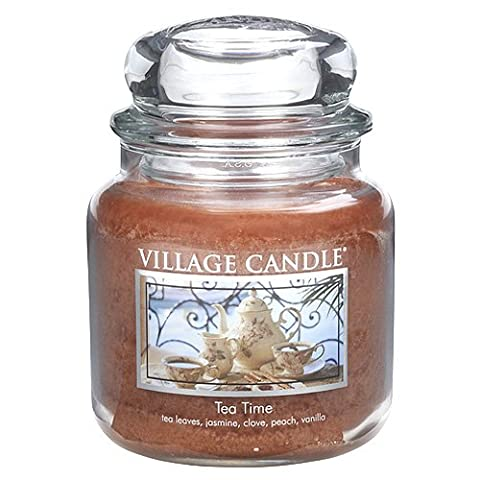 Village Candle Bougie 106316196, marron