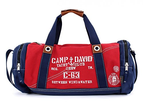 Camp David Deep River Weekender Reisetasche 62 cm