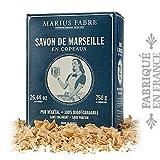 Marius Fabre Seifenflocken Savon de Marseille nature (für Maschinen und Handwäsche), 750 g