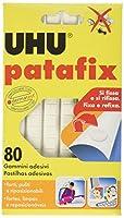 Uhu Bostik Patafix Bianco 80 Gommini D1614Blister 80 Gommini adesivi Patafix per fissare carta e piccoli oggetti colore biancoSpecifiche:TipologiaGommini adesivi 80 pezziNatura chimicaPolibutene modificato - UHU patafix è ottenuto da un compo...