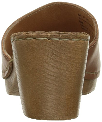 White Mountain Motor Cuir Sandale brown
