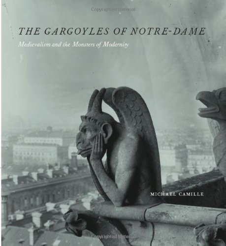 The Gargoyles of Notre-Dame: Medievalism and the Monsters of Modernity - Gargoyle-ornament