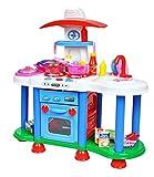 Kinderspielküche XL Kinderküche Spielküche Spielzeugküche Küche #1496