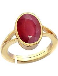 Amazon In Ruby Rings Men Jewellery