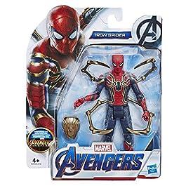 Avengers – Iron Spider-Man, Action Figure Personaggio Giocattolo (15cm)