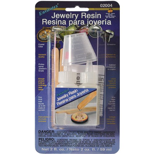 Envirotex Jewelry Resin Kit-2 Ounces (Jewelers Kit)