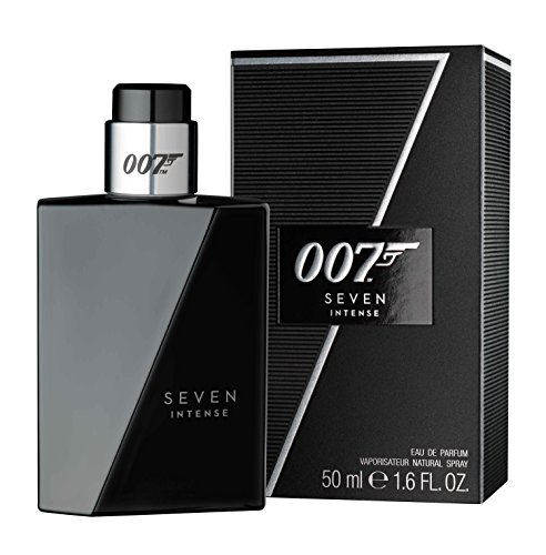 James Bond 007 Seven Intense, homme/men, Eau de Parfum, 1er Pack (1 x 50 ml)
