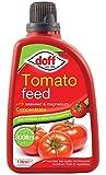 Doff, nutrimento per pomodori, fertilizzante per pomodori, nutrimento per il giardino, la frutta, la verdura, per coltivazioni all'interno e all'esterno, da 1 l