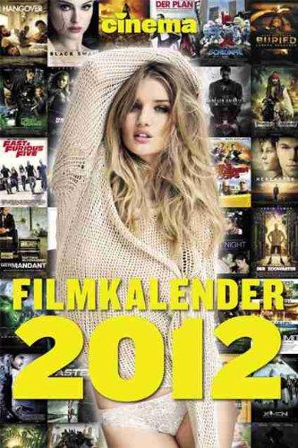 CINEMA Filmkalender 2012: Filmplakatkalender von Europas größter Filmzeitschrift CINEMA