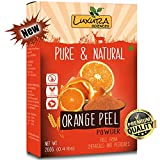 Luxura Sciences Pure Orange Peel Powder For Skin Whitening 200 Grams.(Santra Chilka)