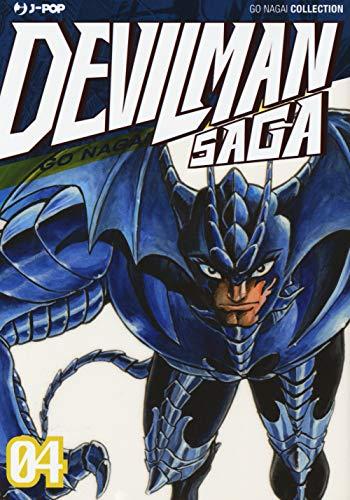 Devilman saga: 4 (J-POP) por Go Nagai