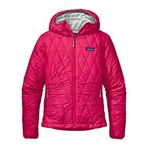 Patagonia Damen Jacke Nano Puff Hoody, rossi pink, S, 84225-504