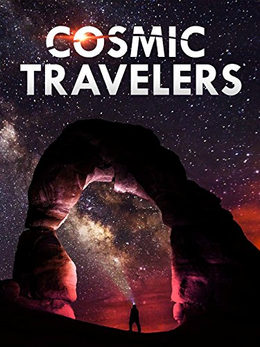 Cosmic Travelers Cover