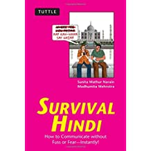 Survival Hindi: How to Communicate Without Fuss or Fear - Instantly! (Survival (Tuttle Publishing))