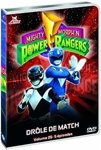 Power Rangers - Mighty Morphin', volume 25