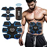 [neue Version 2017] Havenfly Bauch-Muskel-Toner Body Muskelaufbau Fitness Training ABS