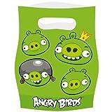 Bolsas Chuches Angry Birds (Pack de 6)