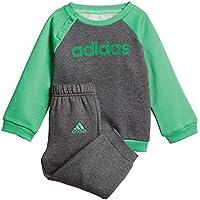 adidas Unisex Baby Linear Jogger Fleece Trainingsanzug