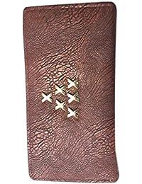 Sri Ganesh Bag House 100% Genuine Leather ATM Credit Card Holder||Credit Card Case||ATM Card Wallet|| Long Wallet...
