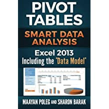 """Excel 2013 Pivot Tables: Including the """"Data Model"""": Smart Data Analysis (In Everyday Language, Band 2)"""