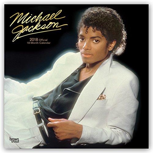 Descargar Libro Michael Jackson 2018 - 18-Monatskalender: Original BrownTrout-Kalender de Browntrout Publishers