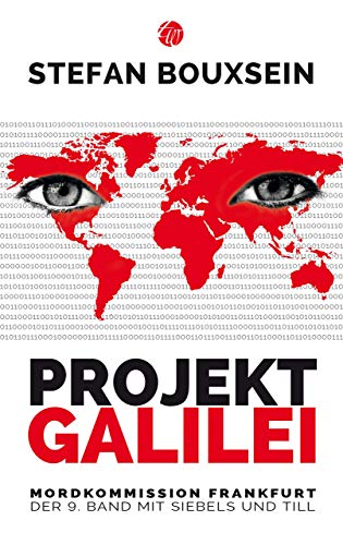 Buchseite und Rezensionen zu 'PROJEKT GALILEI' von Stefan Bouxsein