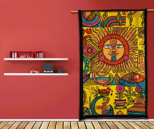etnico-sun-tapestry-hippy-table-cloth-pared-amarilla-colgantes-decorativos-hoja-indian-art-bed-85-x-