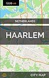 Haarlem, Netherlands - City Map
