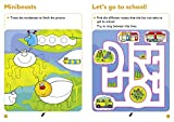 Collins Easy Learning Preschool – Pen Control Age 3-5 Wipe Clean Activity Book