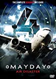 Mayday Air Disaster Complete series 4 (3 DVD set As seen on National Geographic Channel as Air Crash Investigation) [Reino Unido]