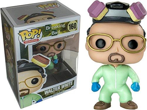 Funko Figurine Breaking Bad Walter White in cook suit green Pop 10 cm 0849803047696