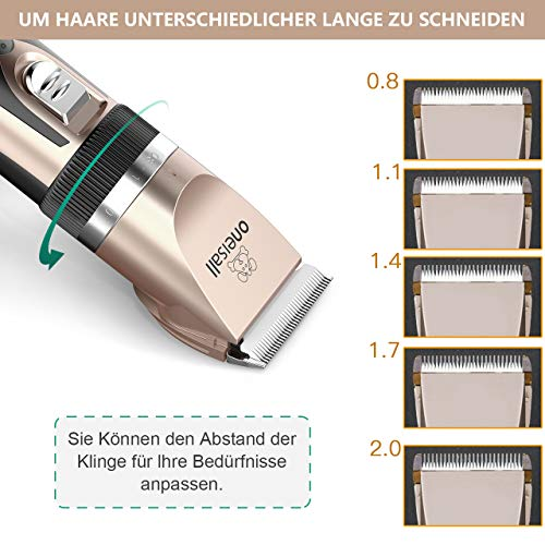 Oneisall Schermaschine - 5