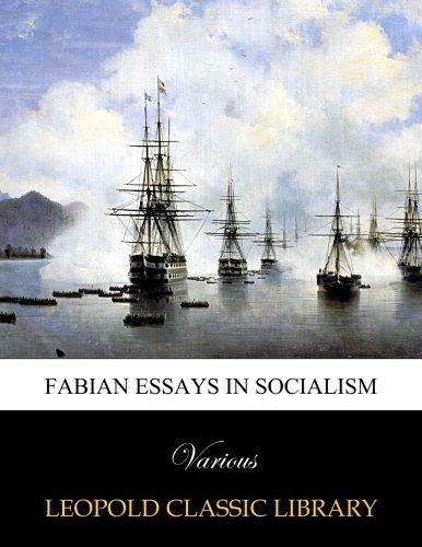 Fabian essays in socialism por Various .