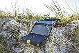 Powertraveller ptl-fls02121W Falcon caricabatteria multi-tensione pannello solare pieghevole