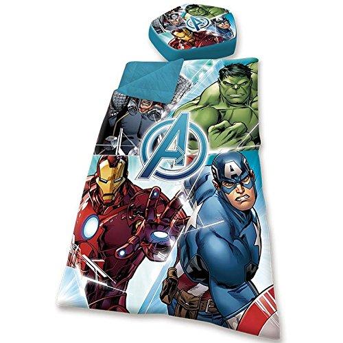 Saco dormir cojin Vengadores Avengers Marvel