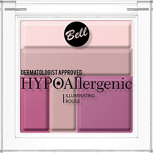 Bell hipoalergénico Illuminating Rouge Powder Nº