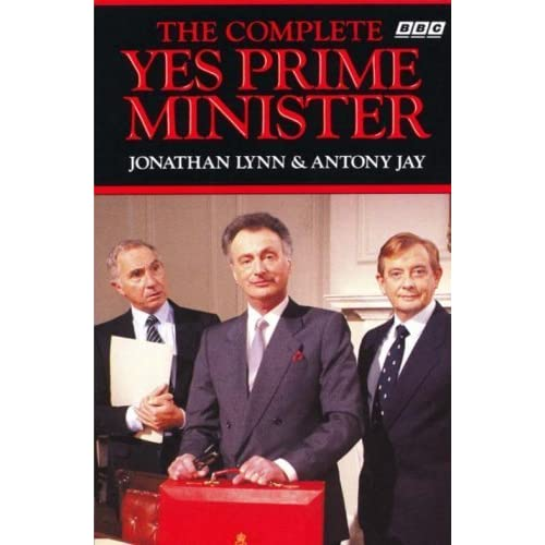 The Complete Yes Prime Minister: The Diaries of the Right Hon.James Hacker by Jonathan Lynn (1989-06-01)