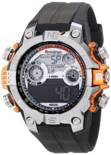 armitron-sport-mens-40-8251org-orange-accented-digital-chronograph-black-resin-strap-watch