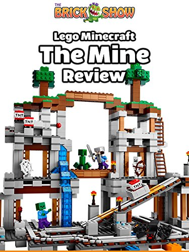 Review: Lego Minecraft The Mine Review [OV]