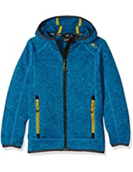 CMP - Chaqueta de forro polar para hombre, otoño/invierno, niño, color River-Antracite, tamaño 12 años (152 cm)