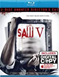 Best Lions Gate Films Blu Ray - Saw V (Director's Cut) [Blu-ray] [Import anglais] Review