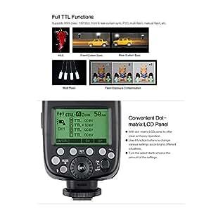 Godox Thinklite TT685 TTL Flash for Sony Cameras (Black)