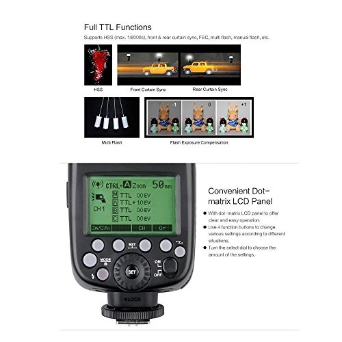 Godox TT685S Flash Speedlite For SONY DSLR Camera